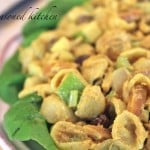 Curried Chicken Pasta Salad