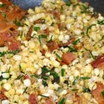 Corn and Bacon Salad