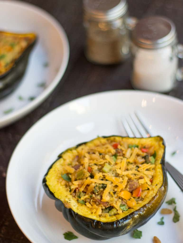 Acorn-Squash-Stuffed-With-Chicken-Sausage-Quinoa-Peppers-recipe