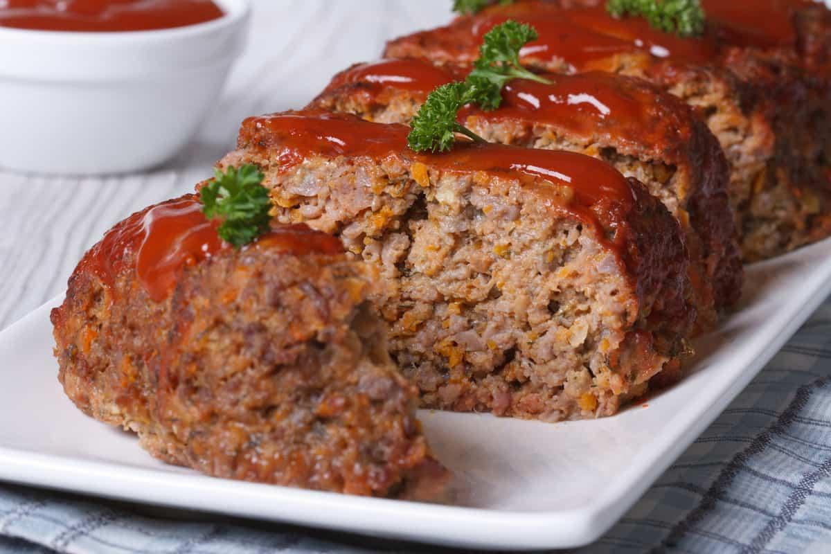 Italian Meatloaf A Well Seasoned Kitchen