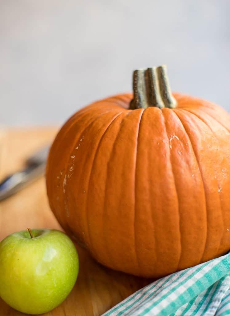 pie-pumpkin-size