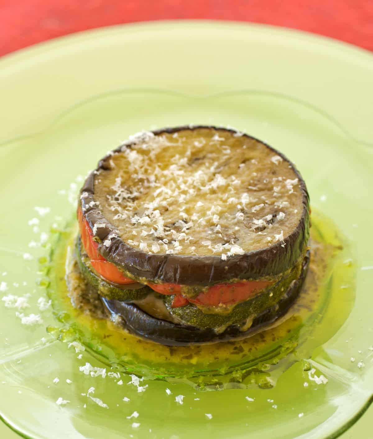 Roasted Eggplant-Zucchini-and-Red-Pepper-recipe-seasonedkitchen.com