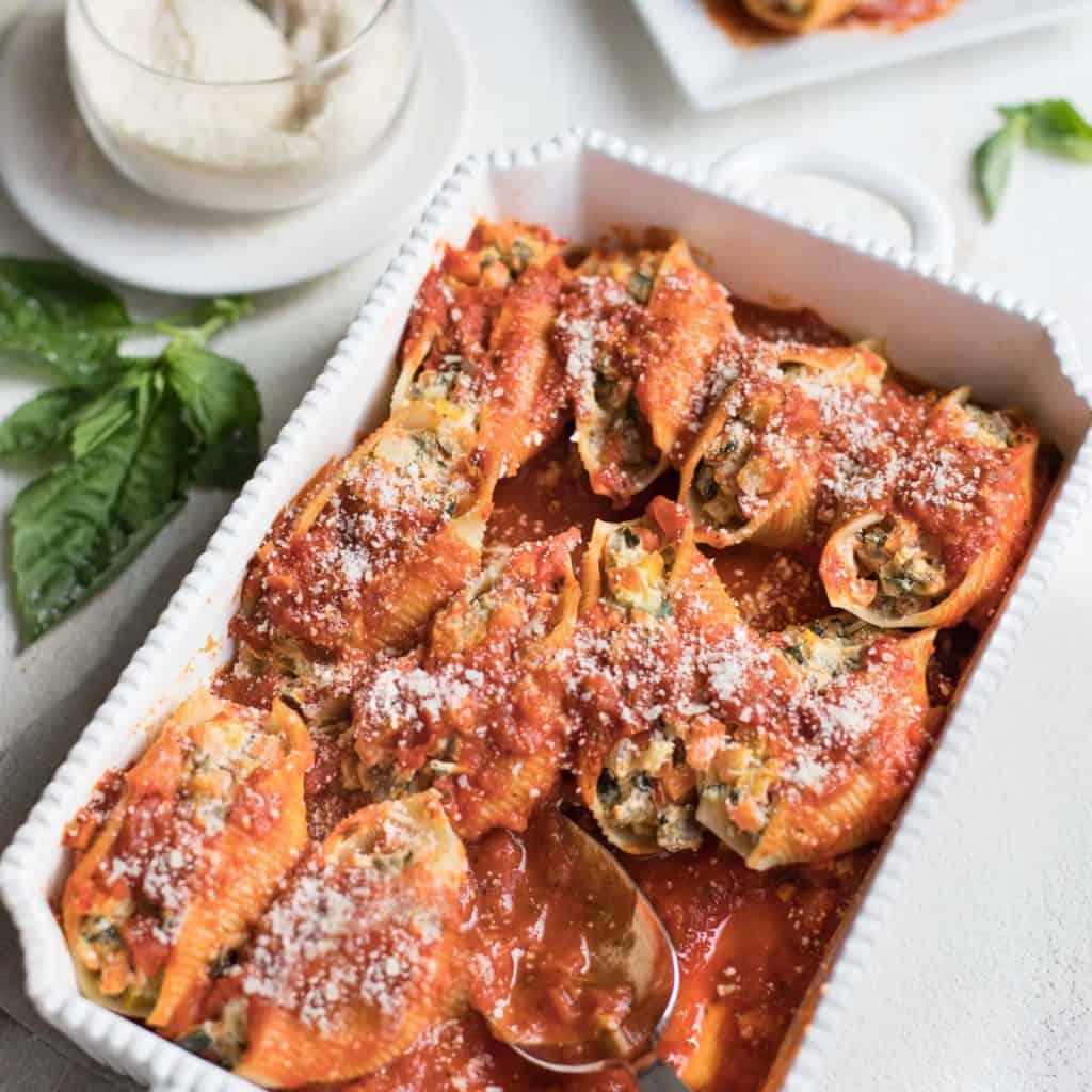 Turkey-Vegetable-Stuffed-Shells-recipe