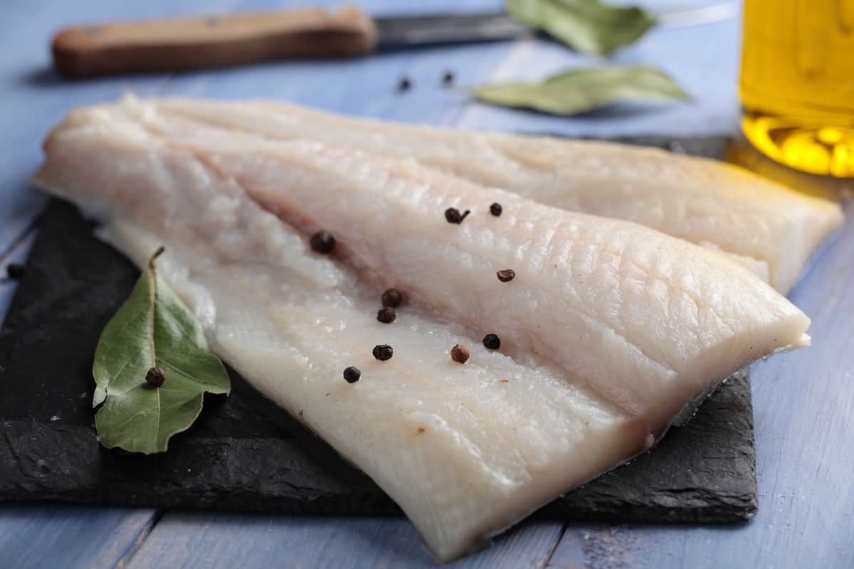 tips on buying and storing fresh fish